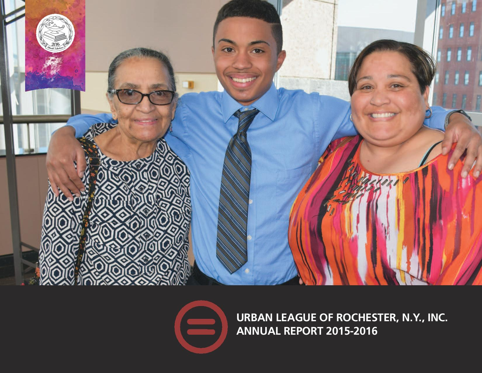 2015-2016 ULR Annual Report